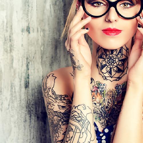 Effacer un tatouage - Phoenix Esthetic